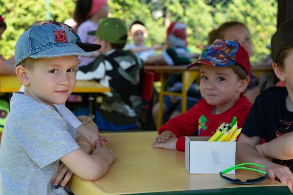Fotorelacja z warsztatów zrealizowanych w gminie Dobrzeń Wielki w dniu 12 maja 2021r. w ramach projektu