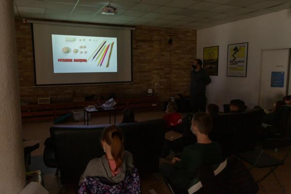 Warsztaty filmowo - animacyjne w ramach projektu DALEKO - BLISKO