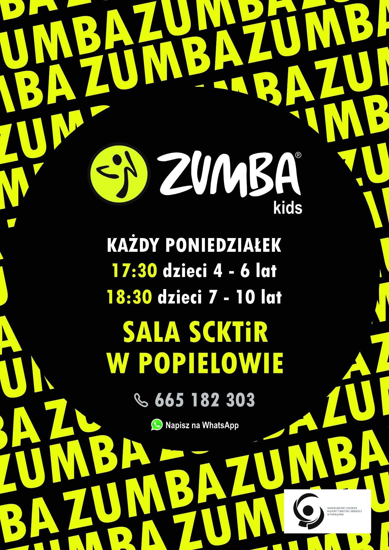 aktualności - Zumba Kids