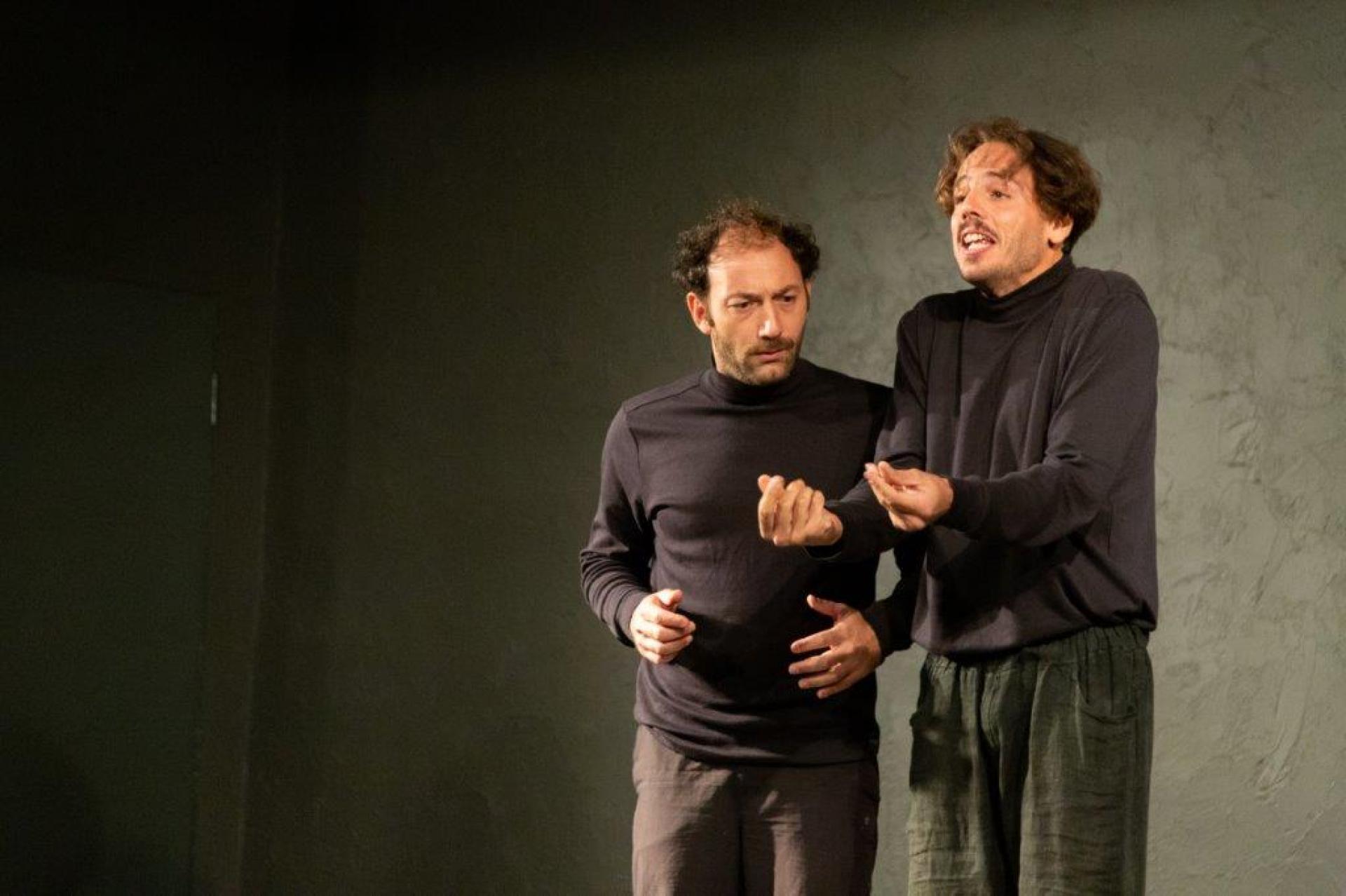 Międzynarodowe Spotkania Teatralne Teatr BEZgranic. Spektakl włoskiego teatru  I Nuovi Scalzi L'Arte della Maschera