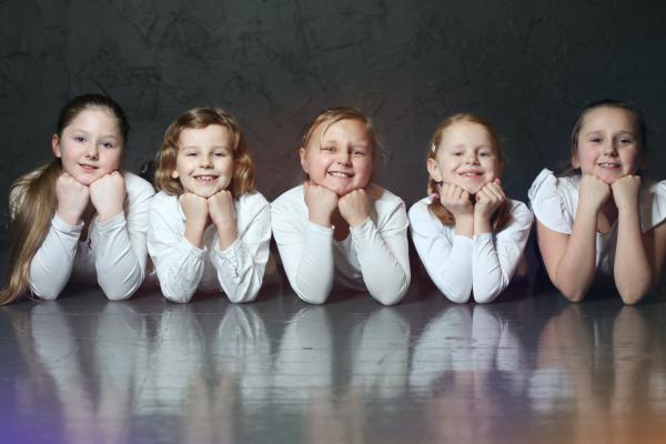 Dziecięcy zespół wokalny Wiolinki