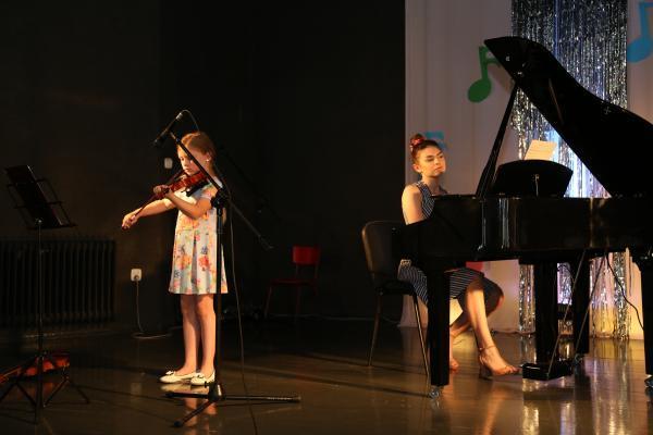 Koncert uczestników zajęć SCKTiR